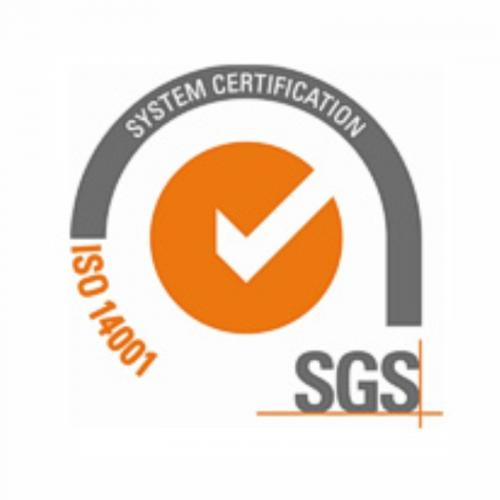 SGS ISO 14001-2015