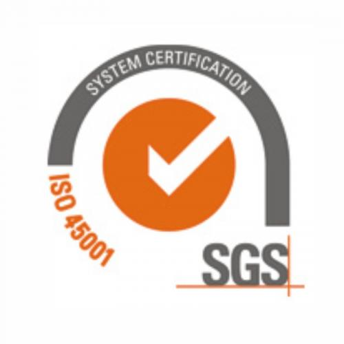 SGS ISO 45001-2018