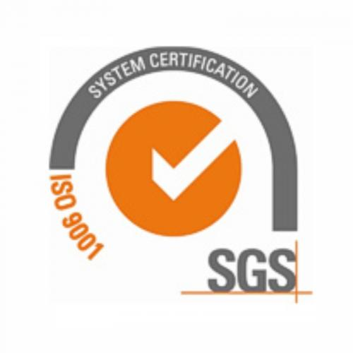 SGS ISO 9001-2015