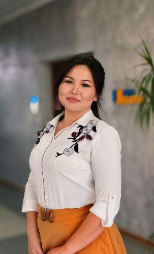 Айнэлла Амиргалиева